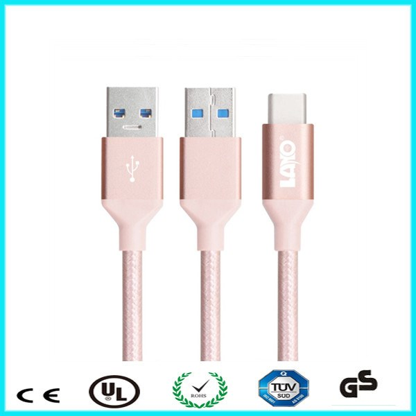 Fast speed 10gb usb data transfer usb-c 3.1 usb3.0 to type-c cable
