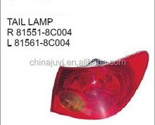 High quality Auto TAIL LAMP For Toyota Corolla ALTIS TAIWAN TYPE 2001 OE:81551-8C004 81561-8C004