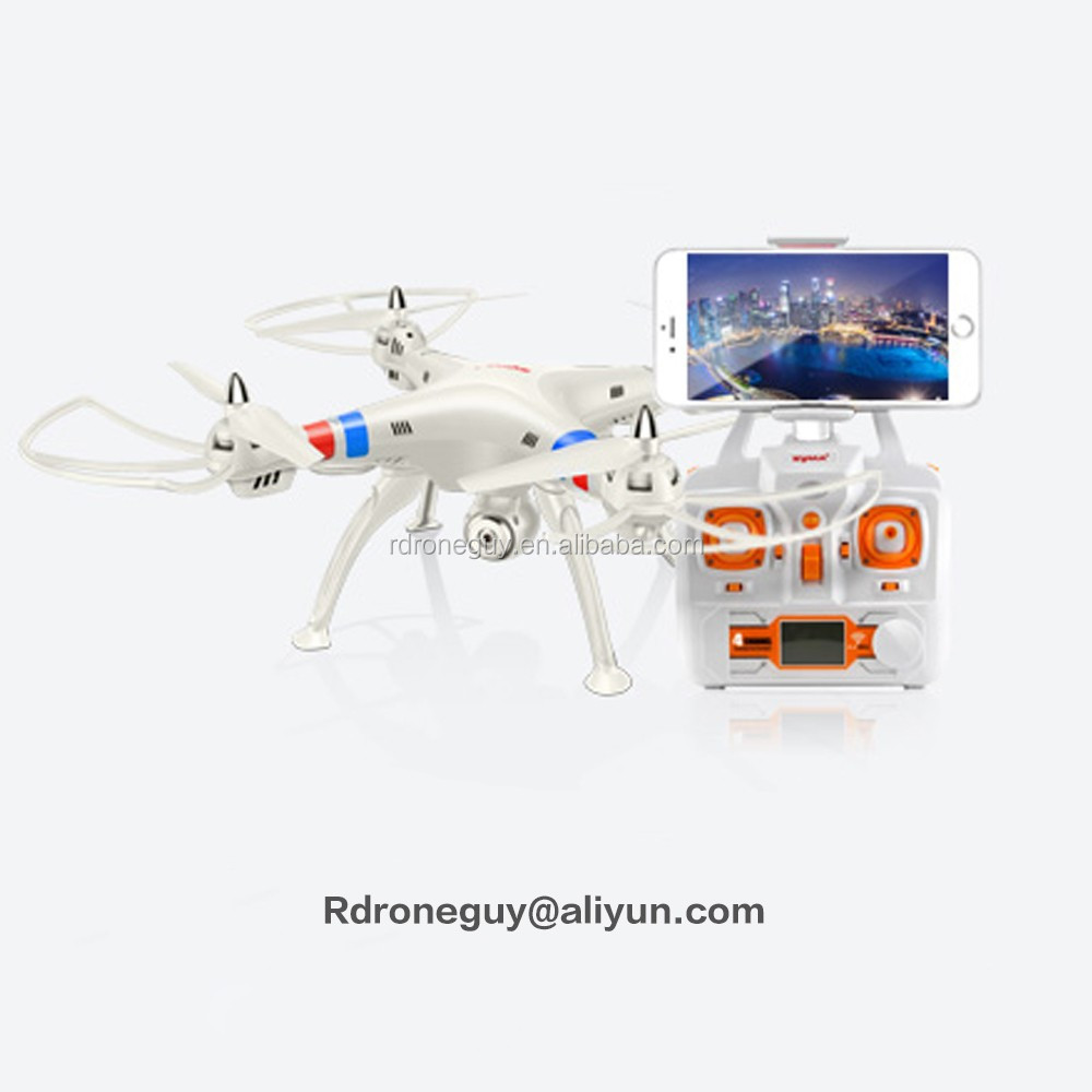 2018 hot sale syma X8W drones mini with hd camera and gps and with wifi camera and 2.4GHz control like phantom quadcopter drone