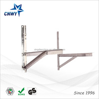 Strong strength air condition decorative custom-made metal bracket