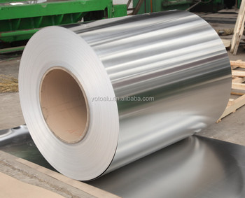 Cold Rolled Aluminium Plain Coils from China Manufacturer used for construction, decoration and so on