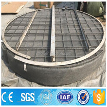 high quality stainless steel wire mesh demister pads