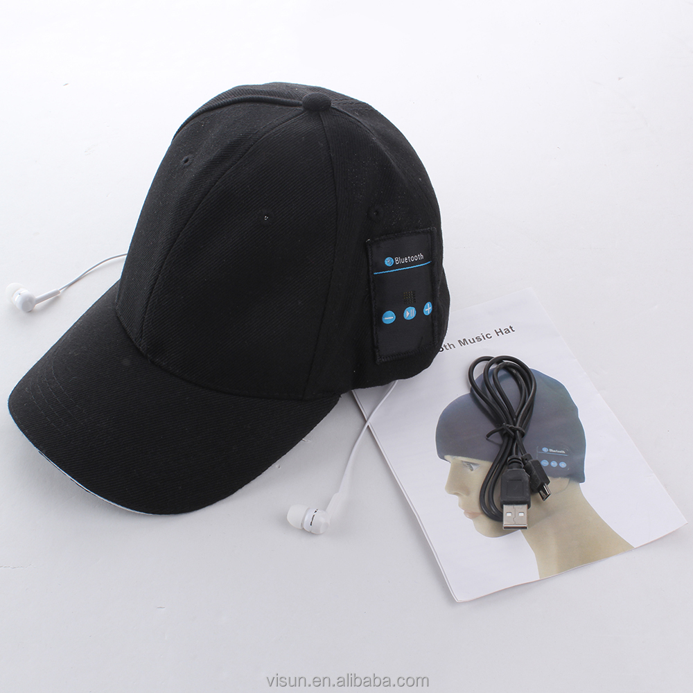 new fashionable hip hop build in speaker cap with usb