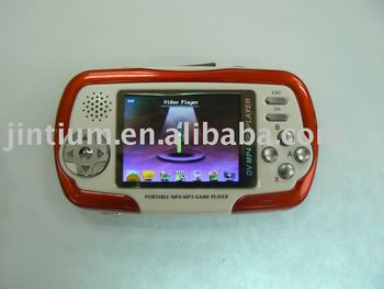 hot sell MP4 player with 2.4inch diplay screen