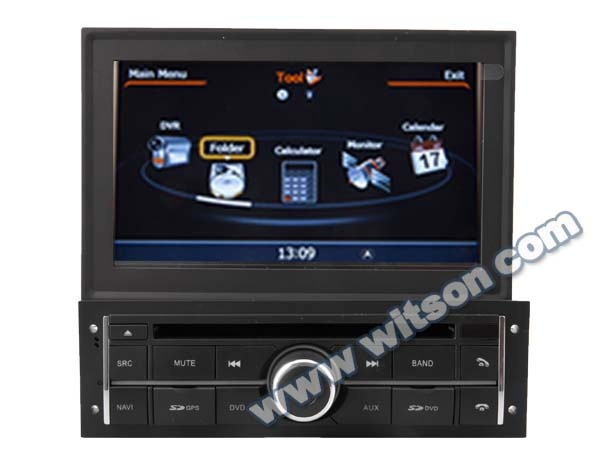 WITSON MITSUBISHI <strong>L200</strong> 2010-2012 DASH BOARD CAR <strong>DVD</strong> WITH A8 CHIPSET DUAL CORE 1080P