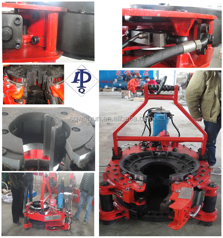 Power Tong Jaws: Automatic/manual Casing Tong Oil Rig Workover