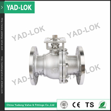 YAD-LOK Italy Tech General 150 LB Flange 1 Inch Manual Stainless Steel Ball Valve