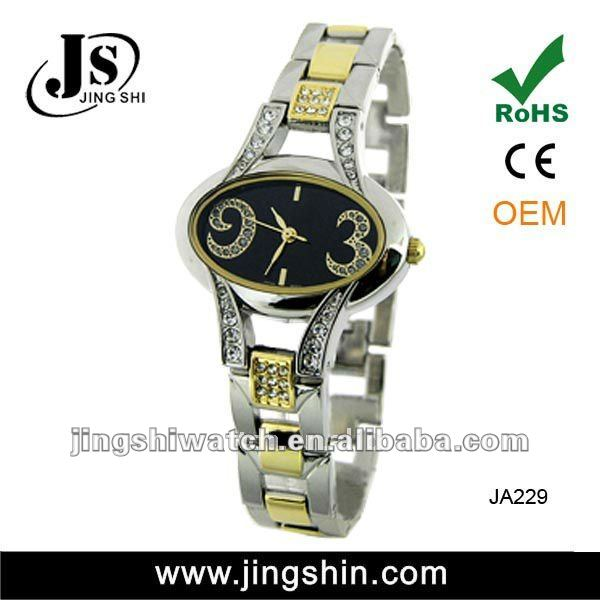 JA229 Vogue Oval Case Lady Watch 2012
