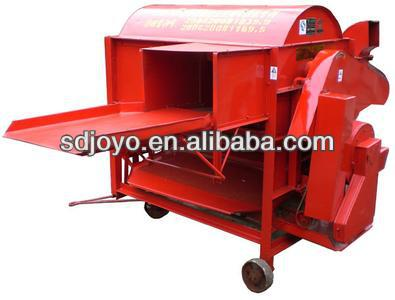 Rice and wheat portable thresher