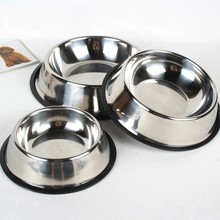 High Quality Cheap Stainless Steel Elevated Mixing Dog Food Pet Bowl