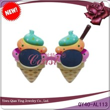Manufacturers selling fancy color ice cream novelty party glasses