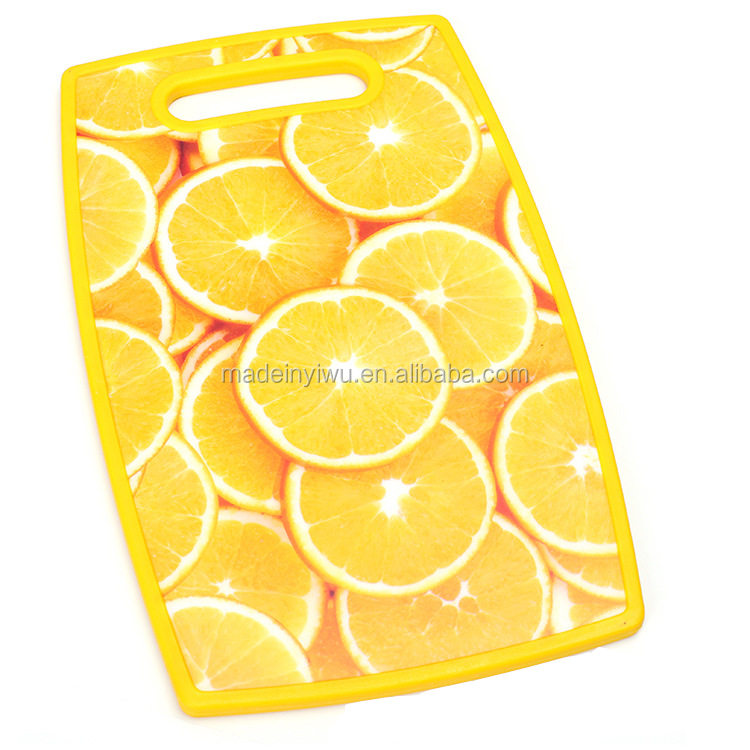 PP plastic promotion cutting board
