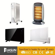 Wholesale electric home panel oil filled radiator heater new design