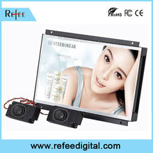 7 inch Portable Indoor Frameless Advertising Digital Signage Display