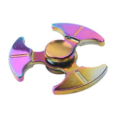 best selling products 2017 in USA fidget spinner rainbow spinner