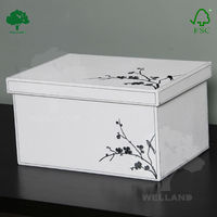 bra and underwear storage boxes M