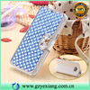 Sparkling Diamond Crystal Light Up Case For Samsung Galaxy Grand Prime Leather Case