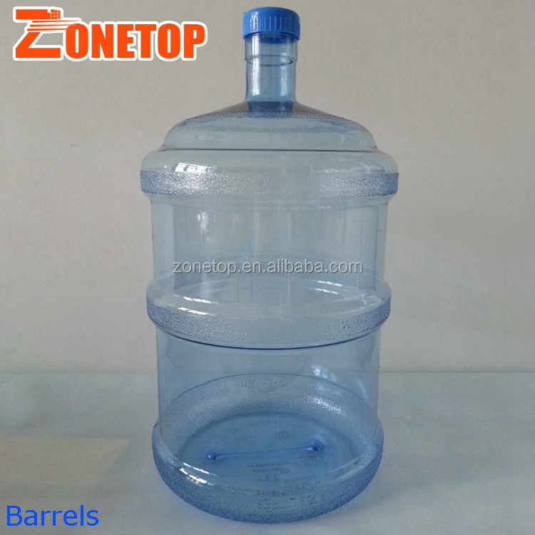mineral water plastic drums/20 litre big buckets/20 liter water barrels price