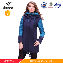 First down coats girl custom nylon jacket winter woodland jackets for women
