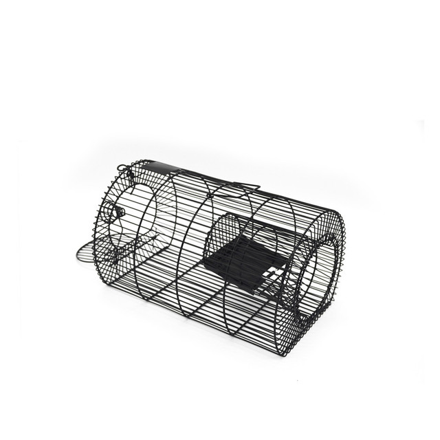 Humane Rodent Cage Metal Live Mouse Trap