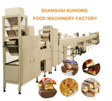 Hot sale automatic chocolate peanut candy production line