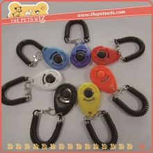 Pet trainning product ,p0we2 metal clicker for sale
