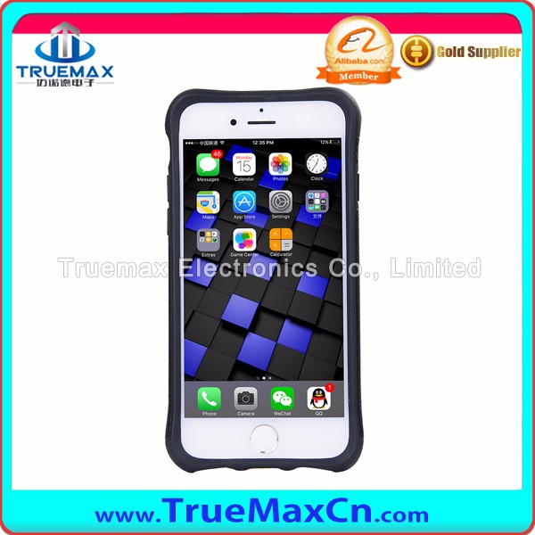 Factory Price for iPhone 7 Lychee Line Drop Resistance TPU Case