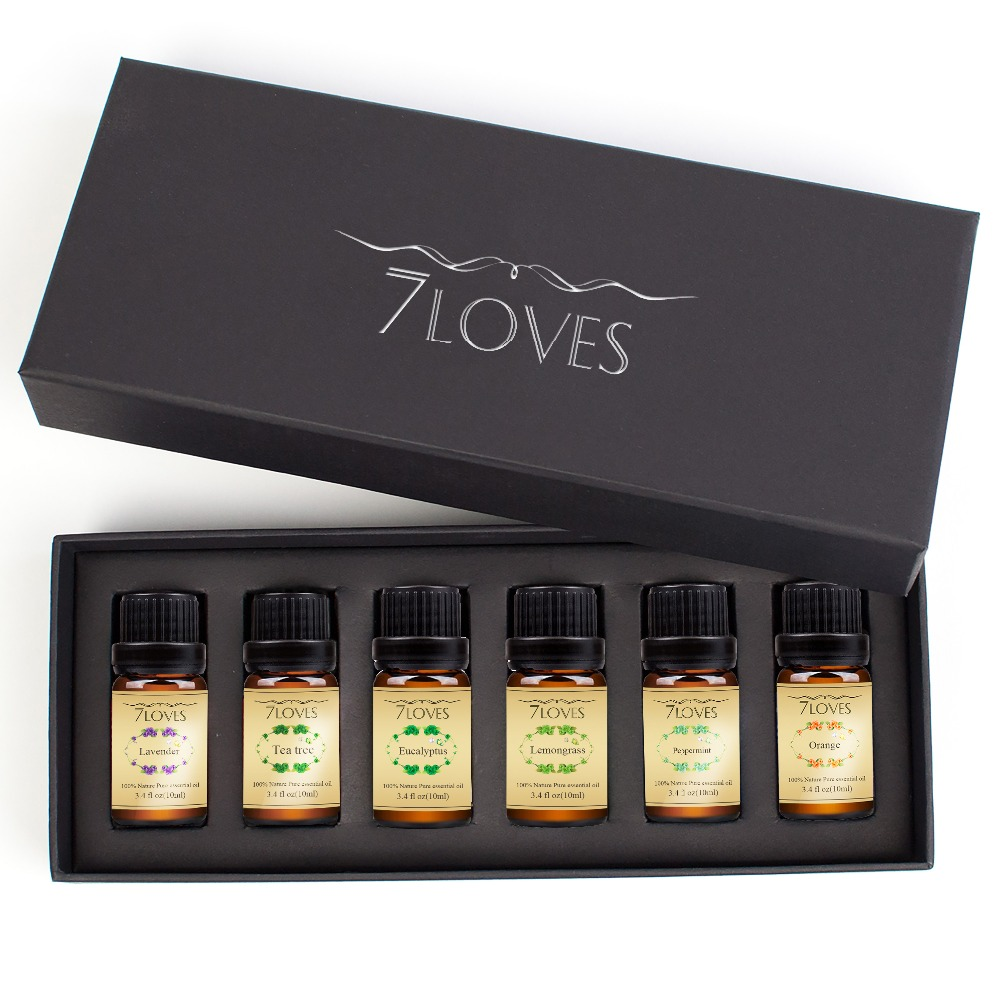 Health Care Oem Aromatherapy Essential Oil Gift Set