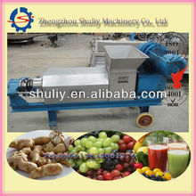1ton-20ton capacity Stainless Steel 304 continuous industrial grape press machine