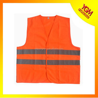 2015 hot sell mens workwear safety reflective vest