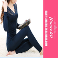 2017 Women Winter Thermal Underwear Long Sleeve Top And Long Pants