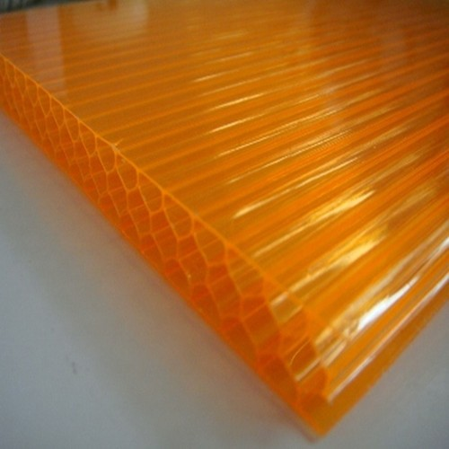 lexan honeycomb polycarbonate sheet