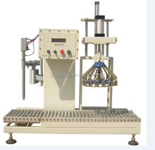 Paint net weight filling machine