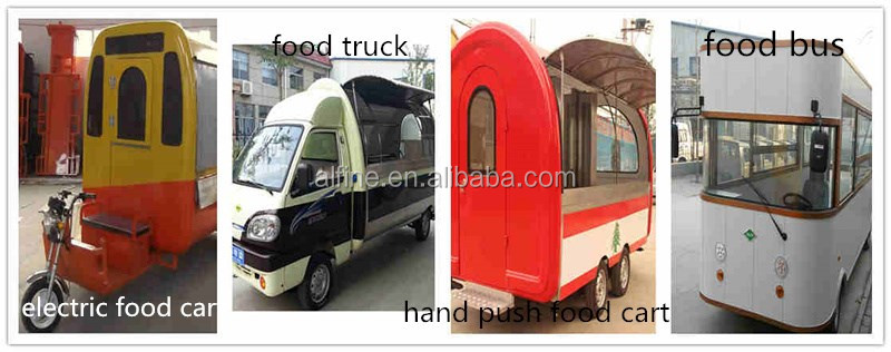 High Quality Factory Direct-Sale Hot and Popular mini truck food