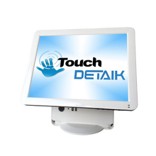 Touch POS Retail for Supermarket /POS Cash Register with Card Reader &Barcode scanner DTK-POS1533