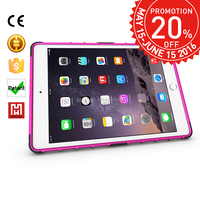 Promotions month, Wholesale Cell Phone Case for ipad 6 and waterproof Case Cover for ipad air 2
