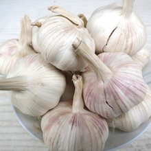 Wholesale Cheap Organic Delicious Red Skin Garlic