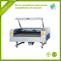 Low cost plastic laser cutting machine Paper laser cutting machine
