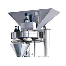 High accuracy factory price CE standard metering machine for beans and pulses with 2L 5 cups volumteric cup filler