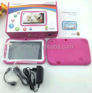 Wholesale wholesale cheap Android Tablet Wifi Mids For Kids Study 7 Inch Kids Tablet RK3126 A9 Quad Core