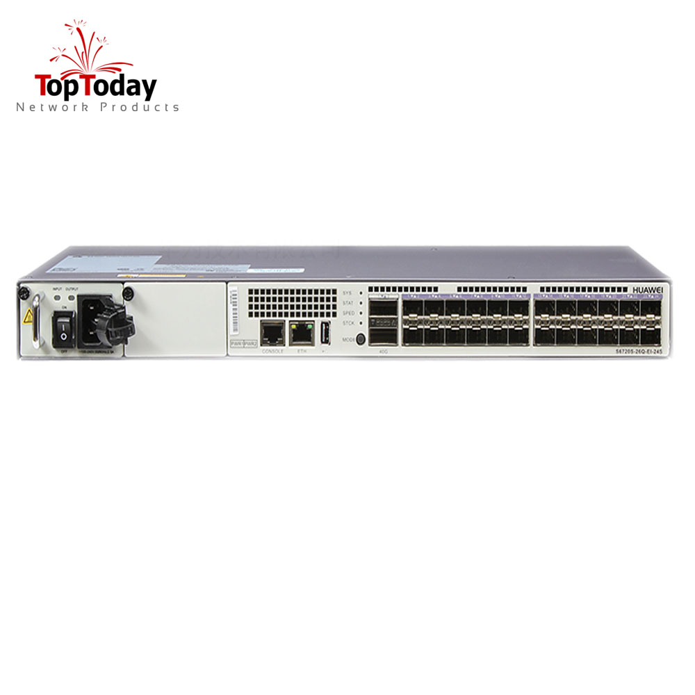 Huawei S6720 <strong>Switch</strong> S6720S-26Q-EI-24S-AC 24 port SFP network <strong>switch</strong>