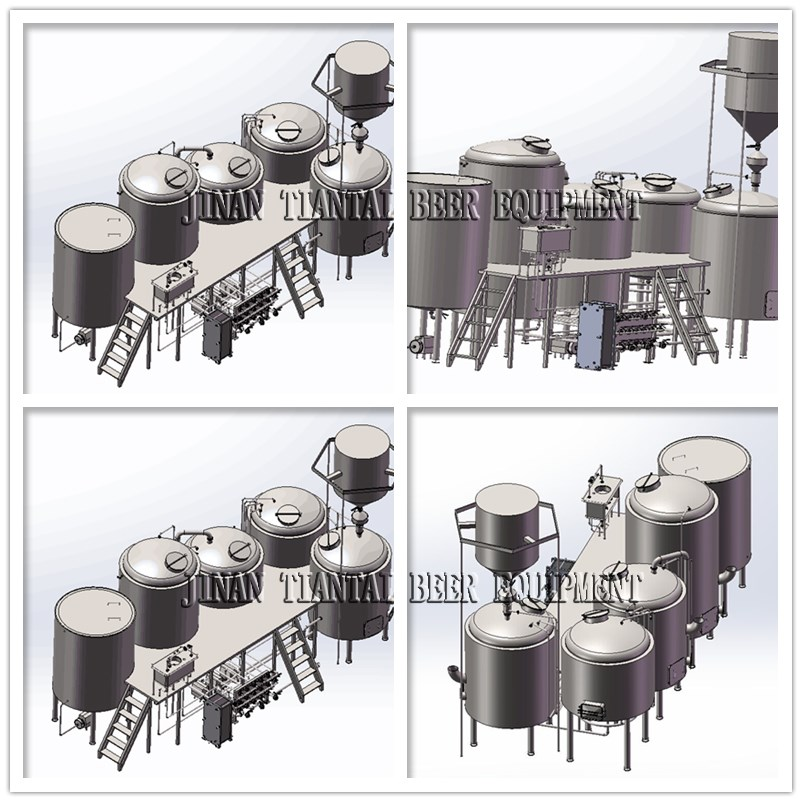 Used 7 Barrel Brewing System View Used 7 Barrel Brewing