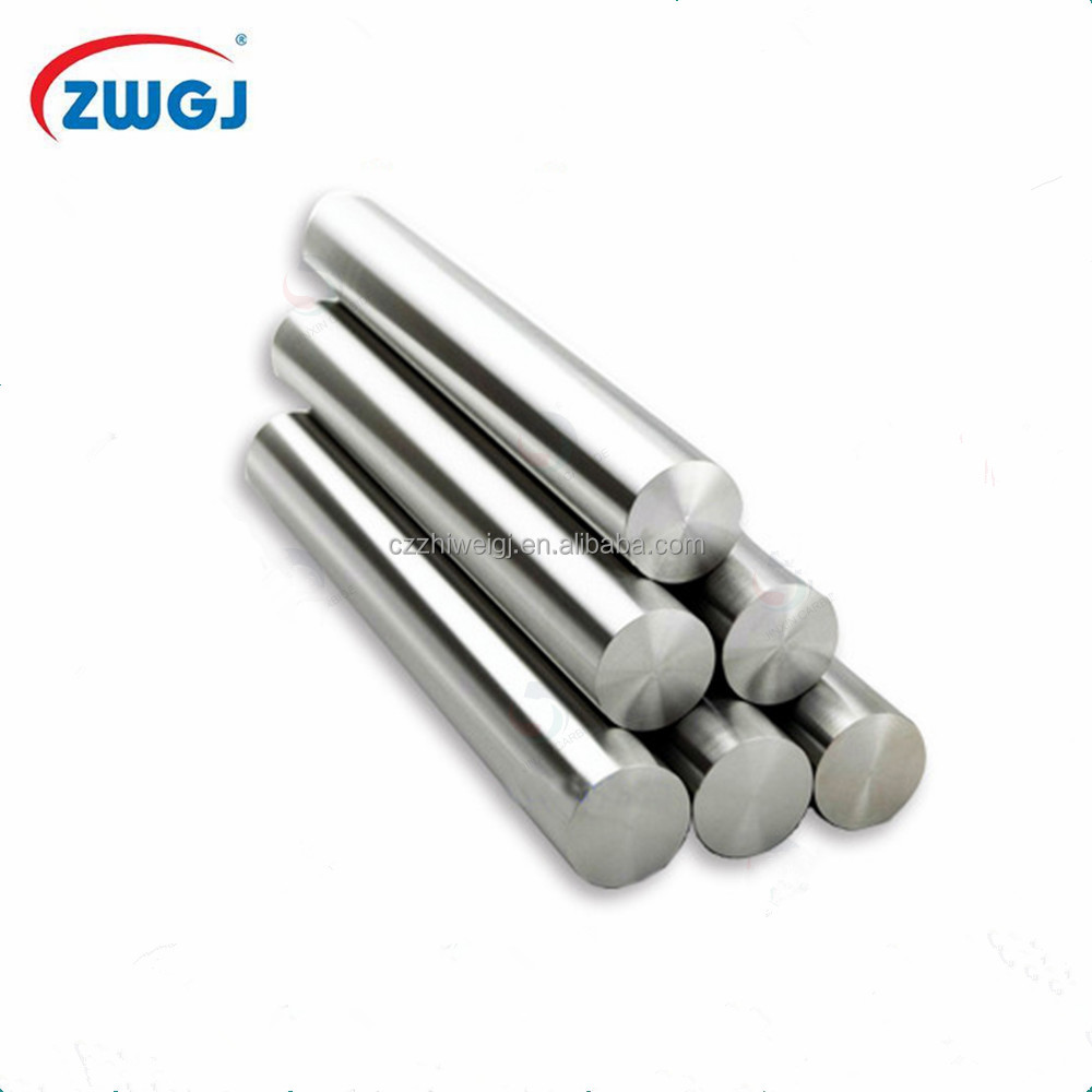 High Precision length 100mm cemented tungsten carbide rod provide customized service
