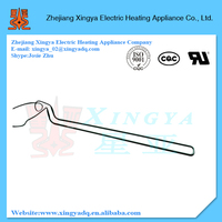 110V/220V 2KW Custom made U Type Tubular Defrost Electric Waterproof Flexible Heating Element for Refrigerator UL
