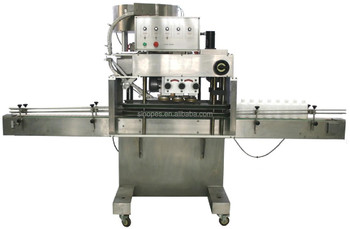 Automatic Capping Machine, Capping Machine for Bottles, Capper