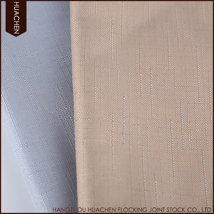 Wholesale OEM service anti-static blackout chinese style curtain fabric