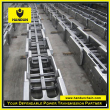 Flexible Dummy Bar Chains for Steel Mill