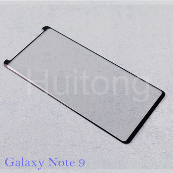 3D 0.2mm note 9 full glue screen protector, note 9 full glue tempered glass