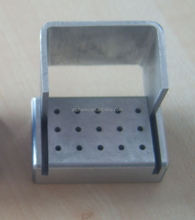 dental disinfection bur holder endo box for dental lab