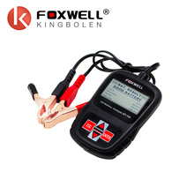 CE FCC ROHS Tests batteries rated FOXWELL BT100 Bluetooth car testing computer